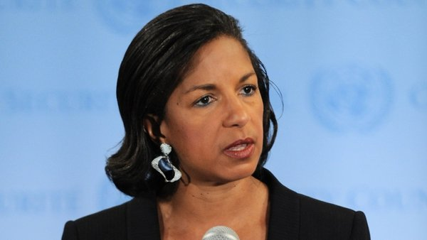 Susan Rice said the UNSC must respond urgently if Syria fails to honour the truce