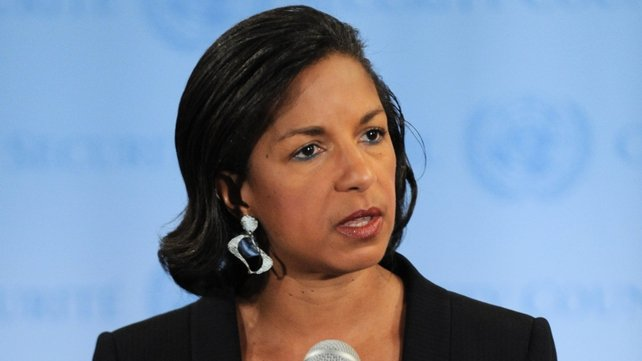 Susan Rice initially claimed the Benghazi attack began as a spontaneous protest