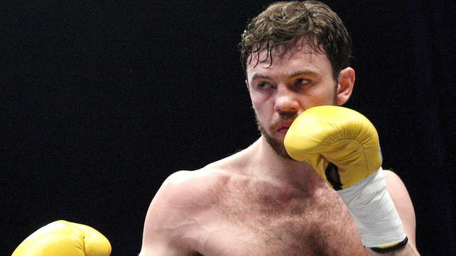 Andy Lee said his opponent, Frank Horta had been tough and determined