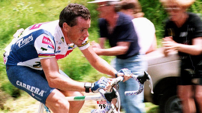 Stephen Roche: 'Whatever mischief was going on then could never happen today'