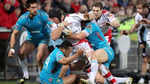 The loss of Stephen Ferris would be a huge blow to the Ulster men