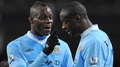 Toure rubbishes Balotelli bust-up rumours