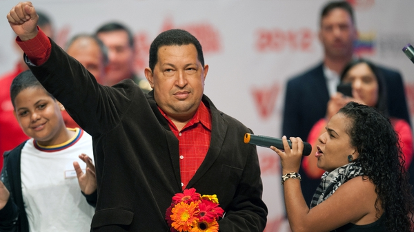 Hugo Chavez faces a strong challenge to his 14-year rule in Venzuela