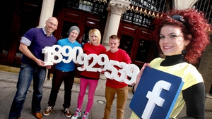 Organisers launched a recruitment drive for volunteers from among the LGBT community
