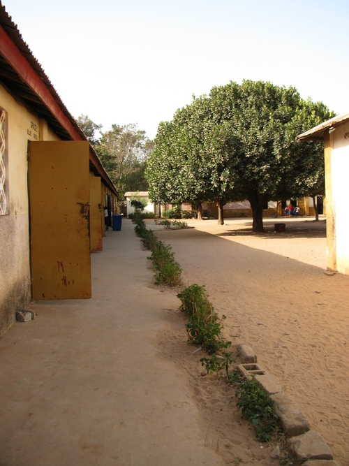 St Peter's School, The Gambia