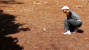 Tiger struggled with his drive from the start and never found the recent form that made him favourite at the start of the week