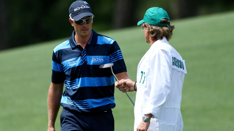 Henrik Stenson was the talk of day one as he led at the 18th before his snowman (8) finish saw him drop back four shots