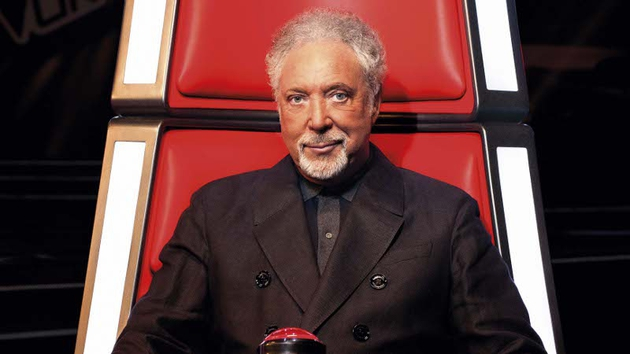 Tom Jones - speculation over his role on The Voice