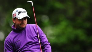 Graeme McDowell improved every day shooting 75 72 71 68 to finish the Masters on two under