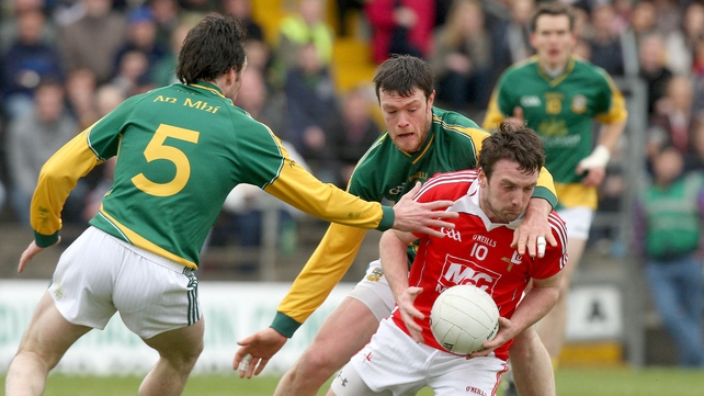 Louth made light work of Meath in the first half