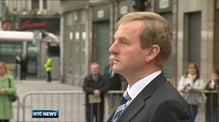 Enda Kenny appeals for calm between coalition parties