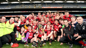 St Mary's of Edenderry were crowned Colleges Senior A champions with victory over St Michael's of Enniskillen at Croke Park
