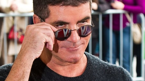 Simon Cowell the subject of Bower's biography