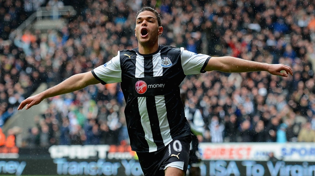 Hatem Ben Arfa is a big doubt for Newcastle