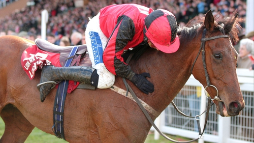 Lion Na Bearnai could miss out on the John Smith's Grand National