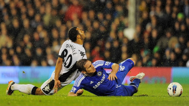 A share of the spoils was deemed a fair result at Craven Cottage