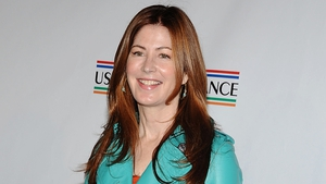 Dana Delany will play opposite Ron Perlman in Hand of God