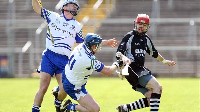 The Monaghan hurlers are unlikely to be lining out in Tullamore for Sunday's final with Fingal
