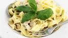 Salad of Tagliatelle with Tuna - A beautiful Mediterranean dish.