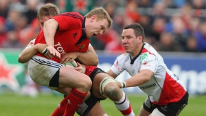 Keith Earls and Munster will target a bonus point victory against an Edinburgh side yet to register a point in the competition