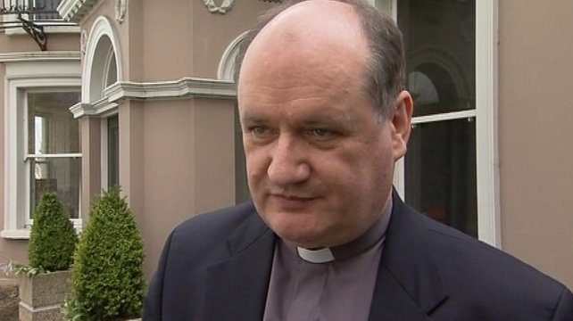 Fr Michael Drumm of the Catholic School Partnership says they welcome the report