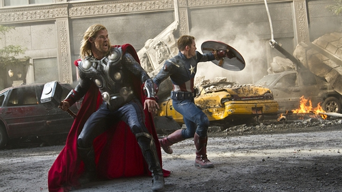 A fistful of Marvel films are on the way - including Avengers 3