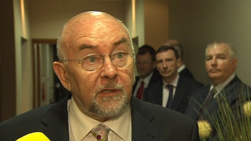 Ruairi Quinn said universities could change the way people learn at second level