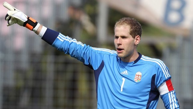 Peter Gulacsi has made 15 Championship appearances for Hull