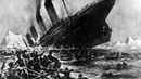 More than 1,500 passengers and crew died when the ship struck an iceberg in the Atlantic in 1912