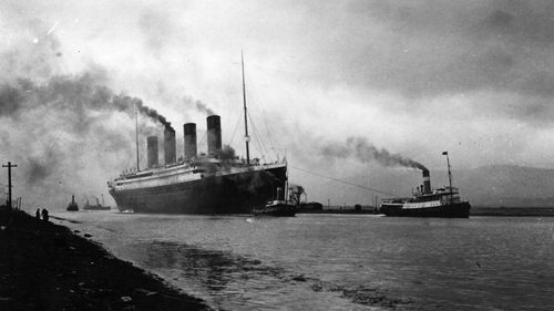 Titanic victim's letter sells for record $166000