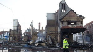 The Reeves furniture store in Croydon was destroyed in last summer's riots