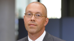 Joerg Asmussen is a member of the ECB's executive board