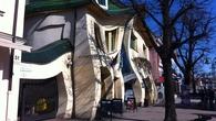 The Gaudi-like Crooked House