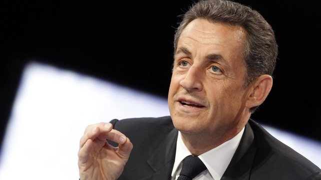 Supporters of Mr Sarkozy claim the investigation is politically motivated