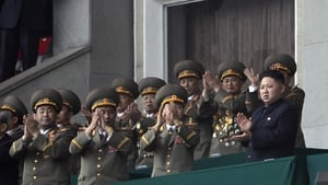 There are fears the North Korea could conduct a nuclear test