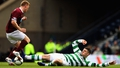 Hearts stun Celtic in Cup semi-final
