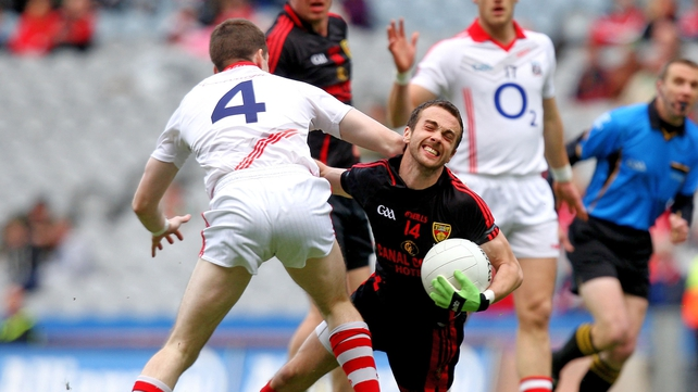 Cork had an impressive win against Down to set up a final meeting with Mayo