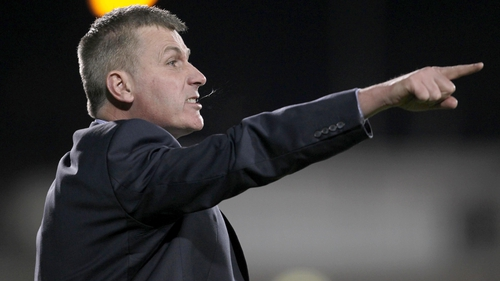 Stephen Kenny is the new Dundalk manager