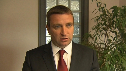 Niall Collins has called for a task force dedicated to fighting violent crime
