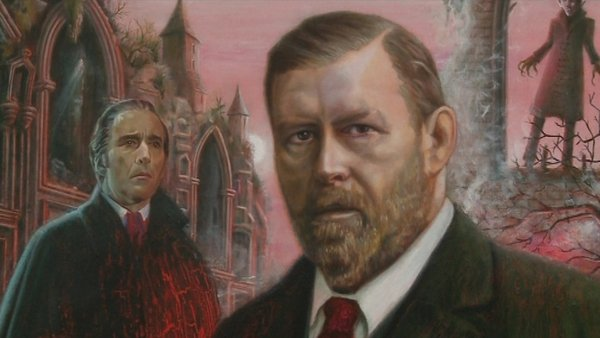 The centenary of Bram Stoker's death will occur on Friday