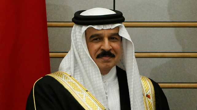 King Hamad has promised change