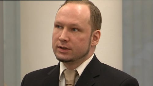 Anders Behring Breivik confessed to the killings and is awaiting a verdict