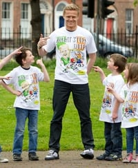 Penneys launch charity football t-shirts