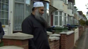 Abu Qatada was arrested at his home in London this morning