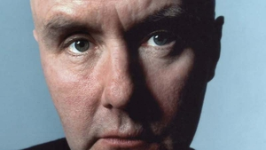 Irvine Welsh: a huge literary phenomenon despite mild dylsexia.