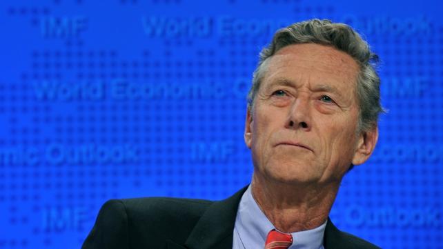 IMF economist Olivier Blanchard said US default is unlikely