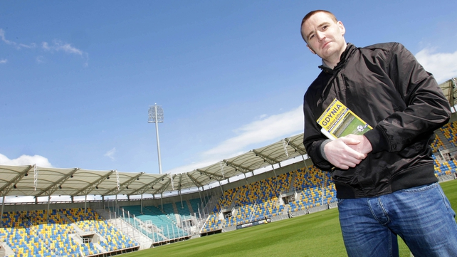 RTÉ's Glenn Mason visited the municipal stadium in Gdynia to get a taste of what Ireland can expect this summer