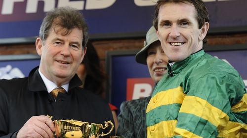 Tony McCoy is set to ride new purchase Wyck Hill for JP McManus on Saturday