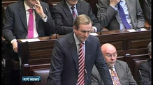Water metering controversy dominates Dáil proceedings