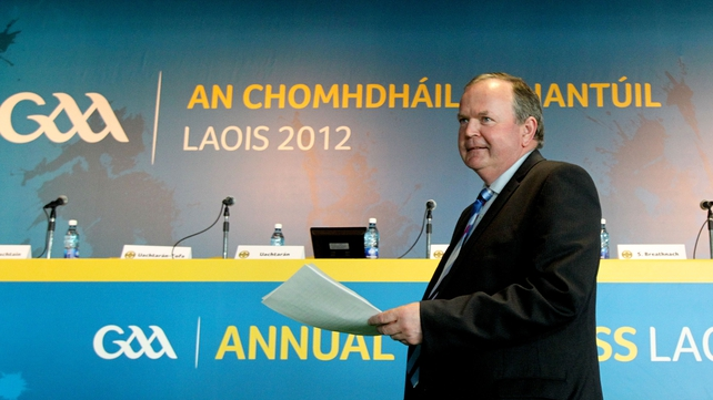 Liam O'Neill wants the GAA to lead by example in dealing with the issue